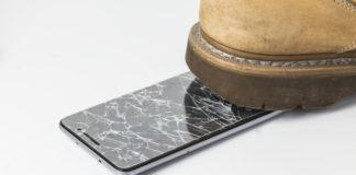Mobile damage