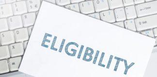 mortgage eligibility