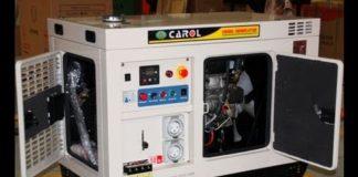 Overview 10 kVA Generator Diesel