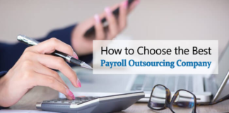 Choose the Best Payroll outsourcing