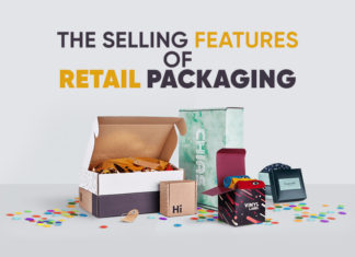 The Selling Features of Retail Packaging