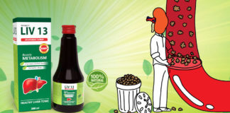 liver ayurvedic syrup