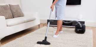 Carpets Cleaned by Professionals
